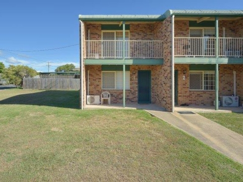 Unit 1/218 Auckland Street South Gladstone, QLD 4680