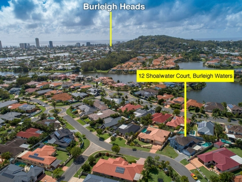 12 Shoalwater Court Burleigh Waters, QLD 4220