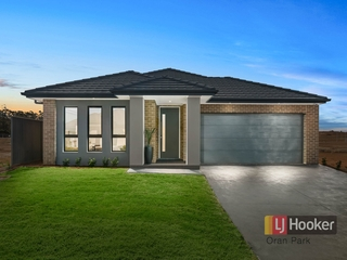 12 Aspinall Way Oran Park , NSW, 2570