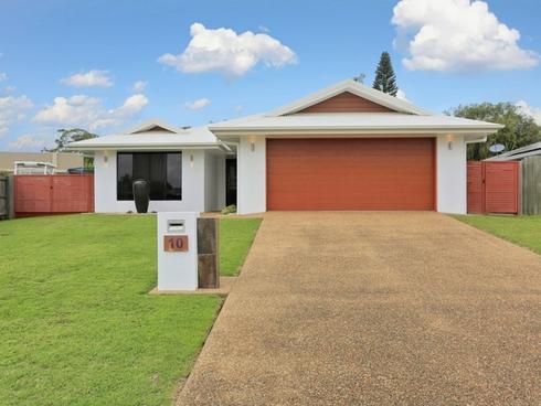 10 Sarra Place Bundaberg East, QLD 4670