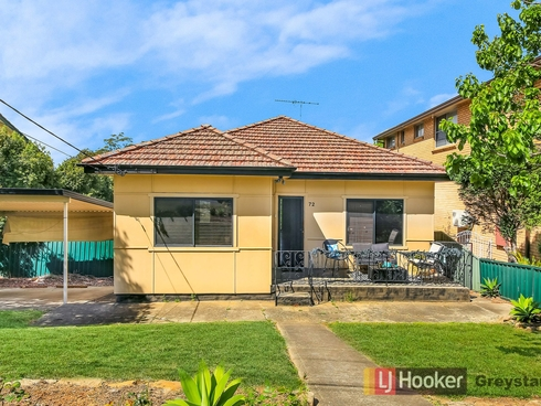 72 Whalans Road Greystanes, NSW 2145