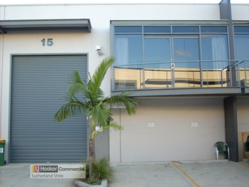Unit 15/70-72 Captain Cook Drive Caringbah, NSW 2229