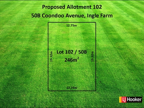 Lot Proposed 102/50B Coondoo Avenue Ingle Farm, SA 5098