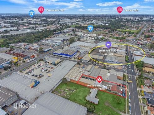 709 The Horsley Drive Smithfield, NSW 2164