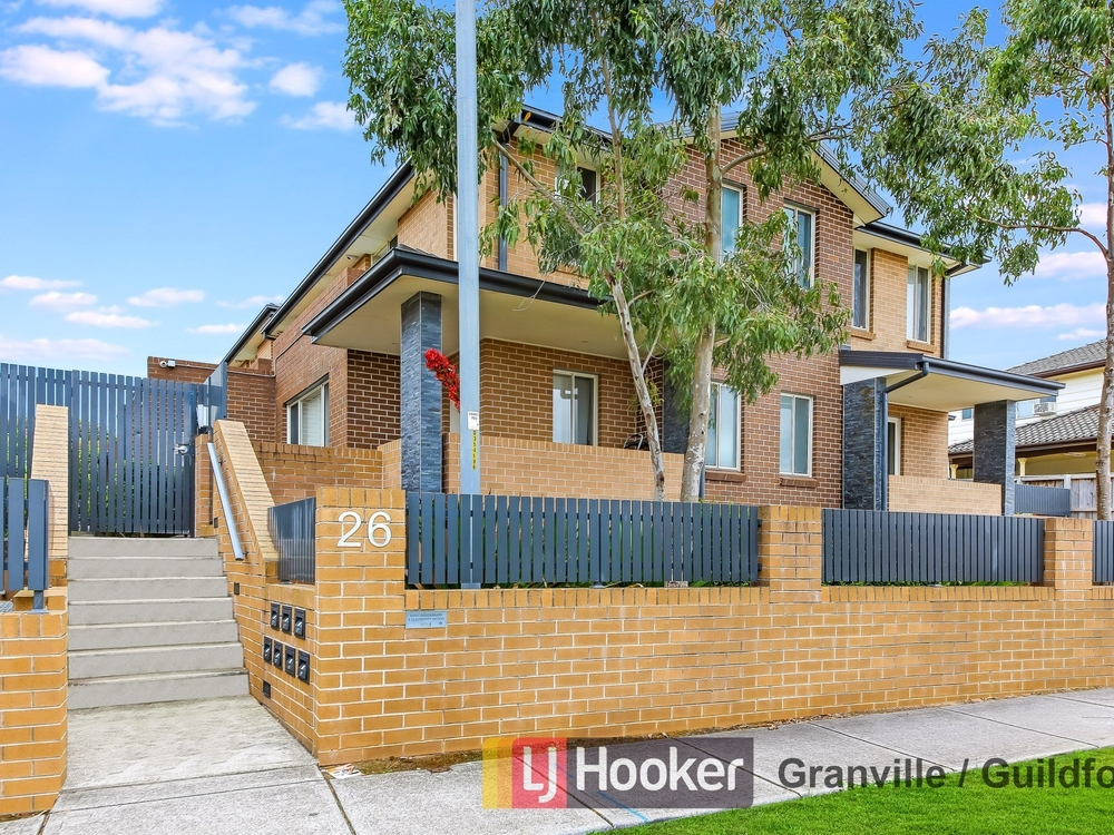 2/26 Rowley Road Guildford, NSW 2161