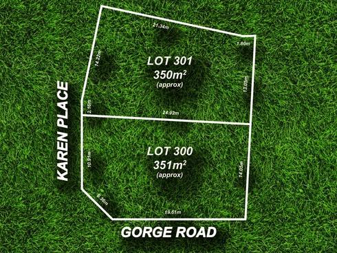 Lot 300 & 301/238 Gorge Road Athelstone, SA 5076