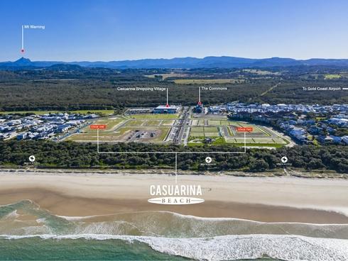 Lot 60 Casuarina Way Casuarina, NSW 2487
