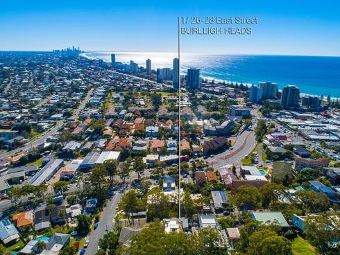 1/28 East Street Burleigh Heads, QLD 4220
