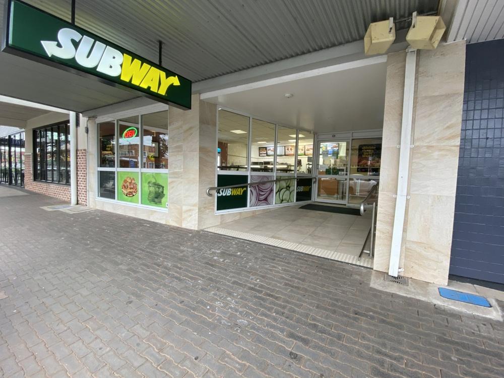 . Subway Roma Roma, QLD 4455
