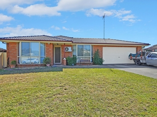 18 Pyramus Circuit Rosemeadow , NSW, 2560