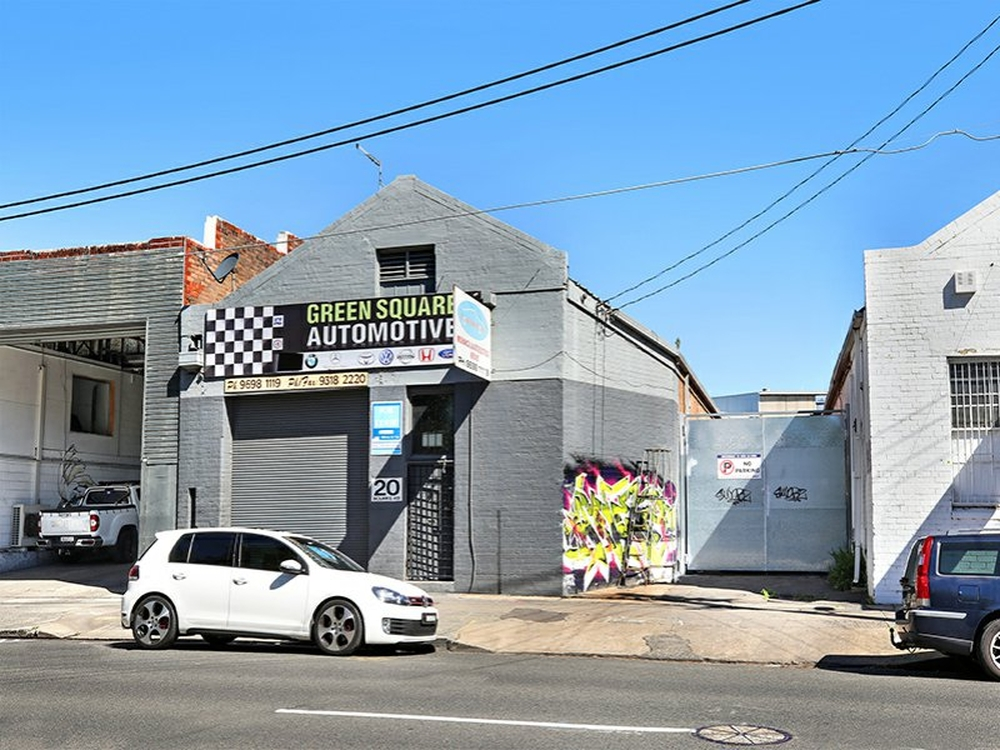 20 Bourke Road Alexandria, NSW 2015