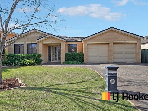 5 Royal George Drive Harrington Park, NSW 2567