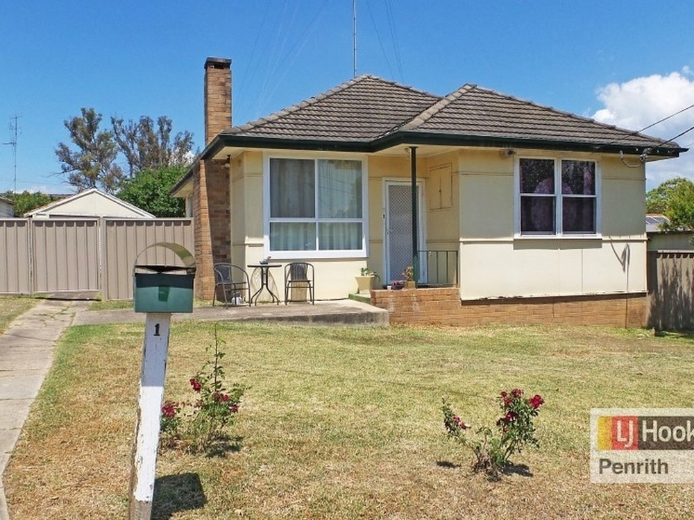 1 Flint Avenue Penrith, NSW 2750