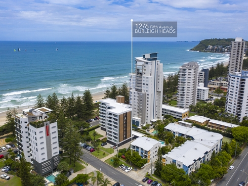 12/6 Fifth Avenue Burleigh Heads, QLD 4220