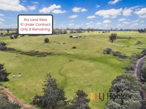 Lot 101-127/ Golf Links Road Pemberton, WA 6260