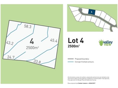 4 Valley View Estate, Richmond Hill Road Goonellabah, NSW 2480