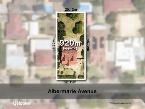 Lot 28/ Albermarle Avenue Trinity Gardens, SA 5068