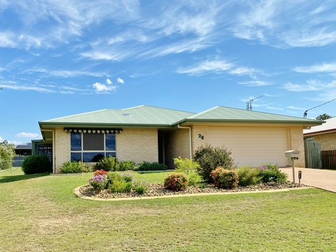 28 Burns Crescent Wondai, QLD 4606