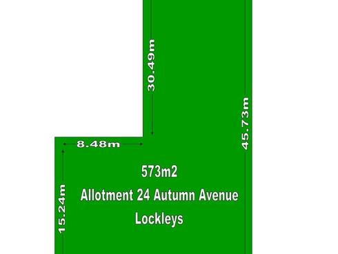 Allotment 24/54-58 Autumn Avenue Lockleys, SA 5032
