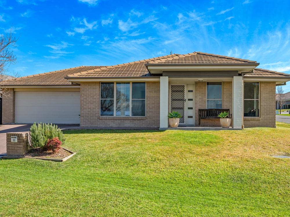 53 Redgum Circuit Aberglasslyn, NSW 2320