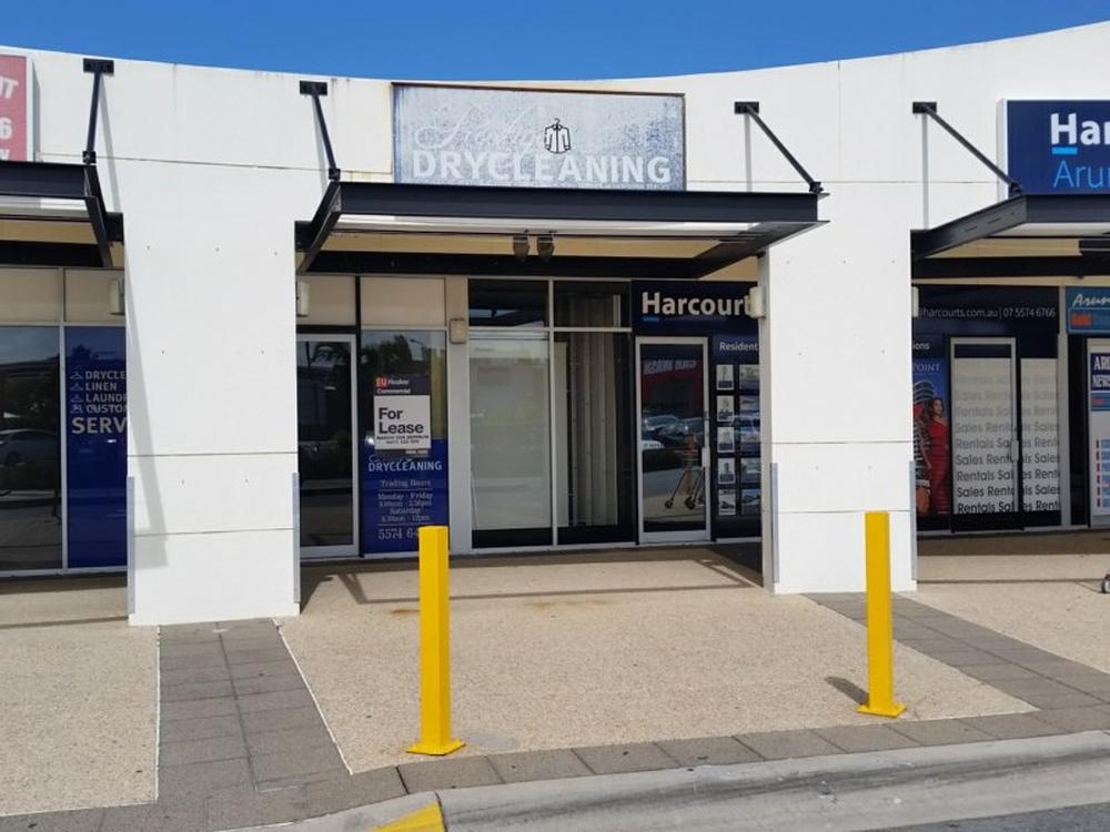 External Shop Arundel Plaza Shopping Centre Arundel, QLD 4214