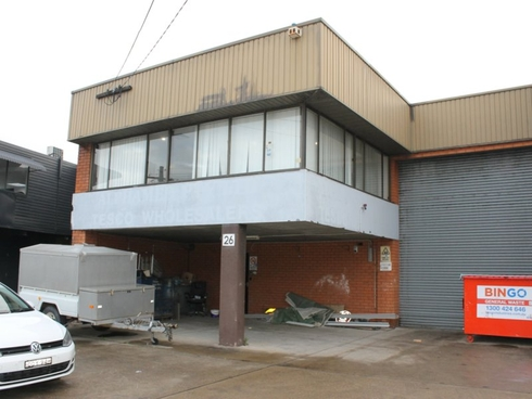 1/26 Bridge Street Rydalmere, NSW 2116