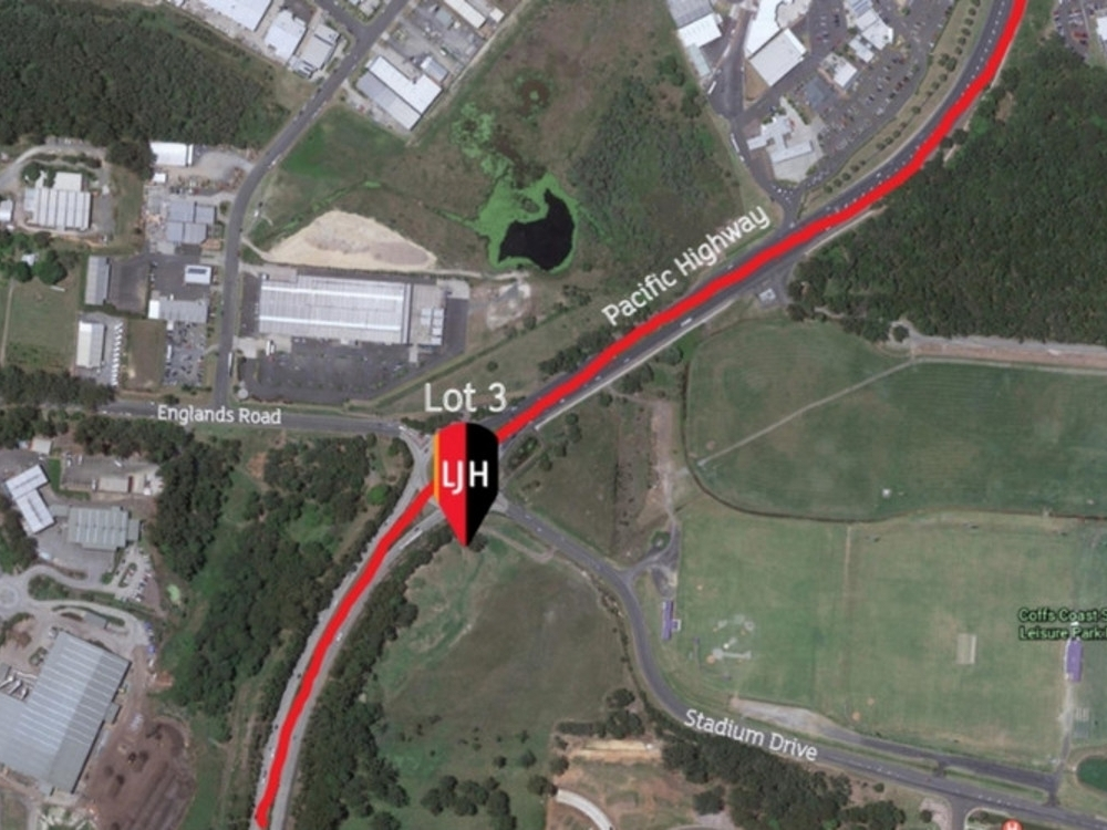 Lot 3 Stadium Drive Coffs Harbour, NSW 2450