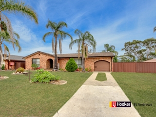 4 Arbroath Place St Andrews , NSW, 2566