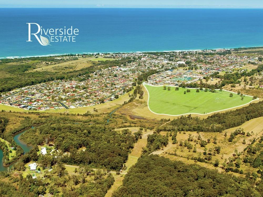 Lots 9 to 49 'Riverside Estate' Old Bar, NSW 2430