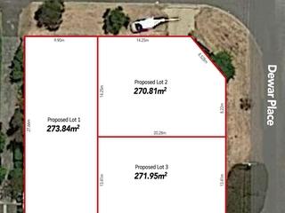 Lot Proposed 1, 2 & 3/3 Dewar Place Balga , WA, 6061