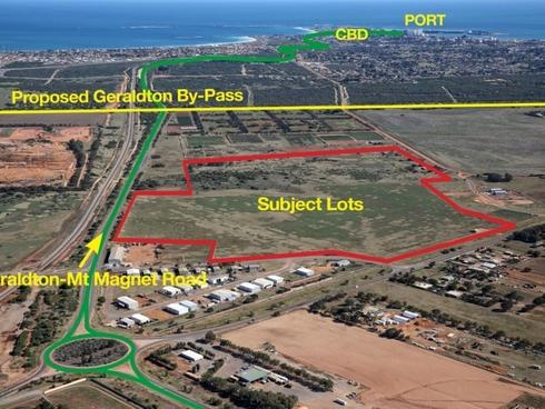 Lot/100 50 & 20 Narngulu Industrial Estate Geraldton, WA 6530